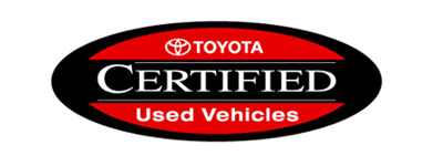 Certified Pre-Owned Toyota
